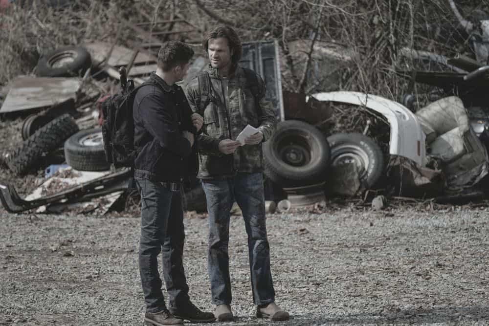 Supernatural Episode 22 Season 13 Exodus 06