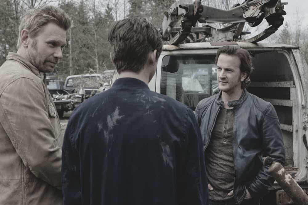 Supernatural Episode 22 Season 13 Exodus 07