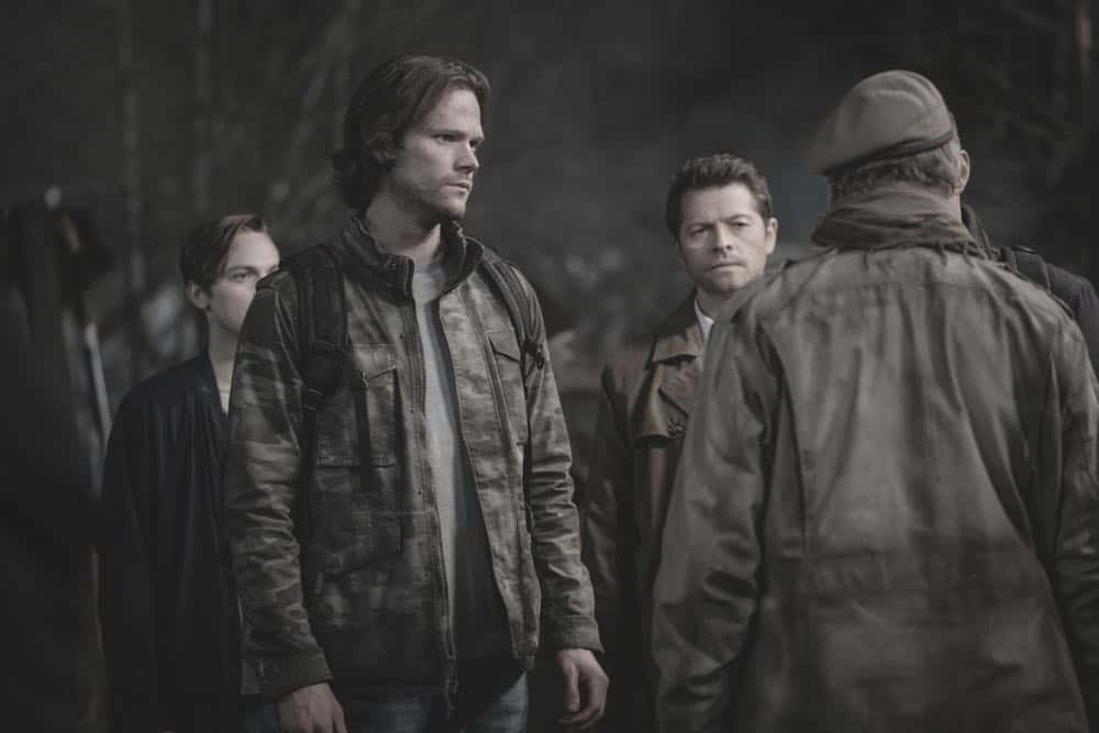 Supernatural Episode 22 Season 13 Exodus 08
