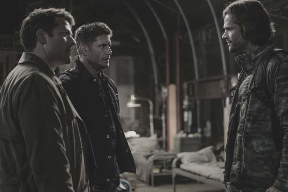 Supernatural Episode 22 Season 13 Exodus 09