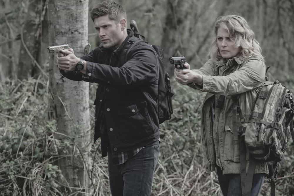 Supernatural Episode 22 Season 13 Exodus 11