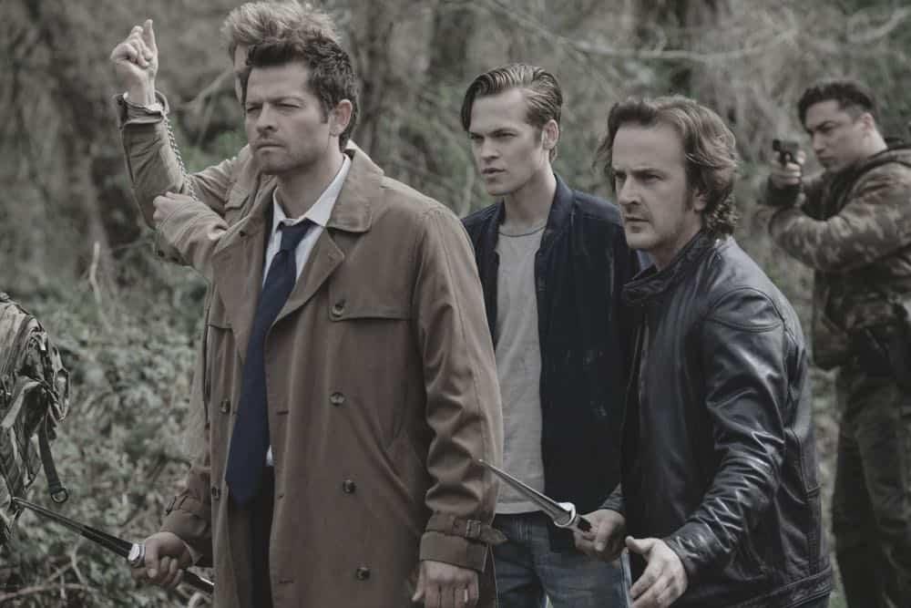 Supernatural Episode 22 Season 13 Exodus 12