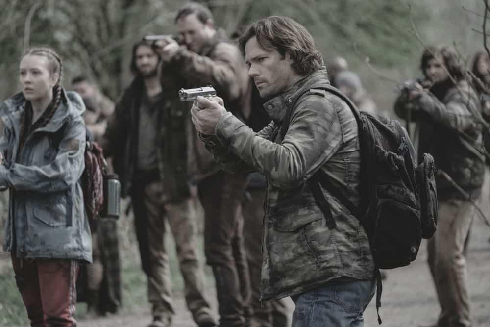 Supernatural Episode 22 Season 13 Exodus 13
