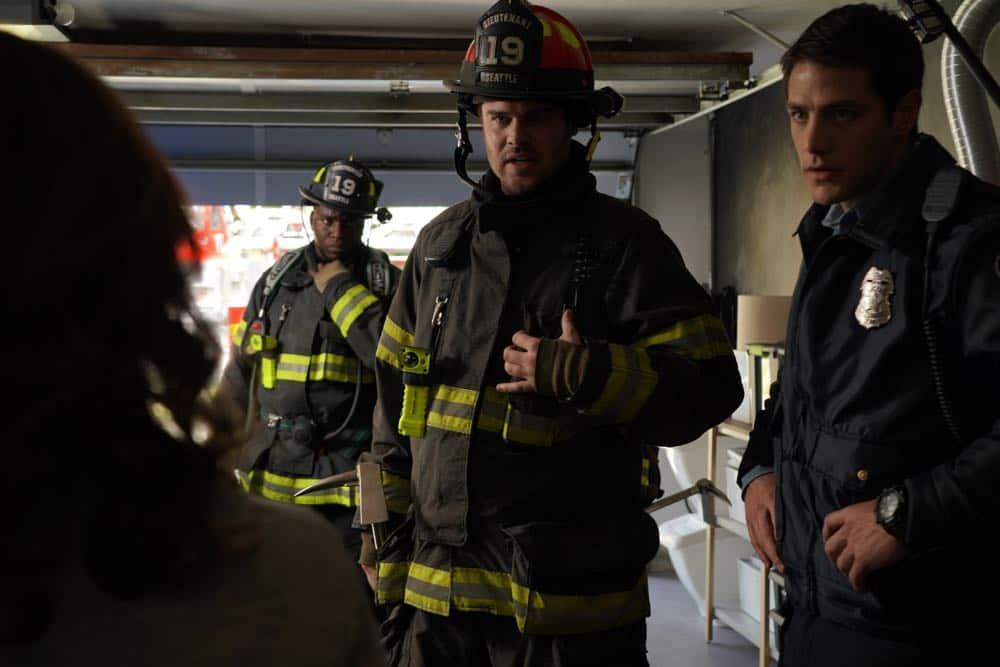 Station 19 Episode 9 Season 1 Hot Box 26