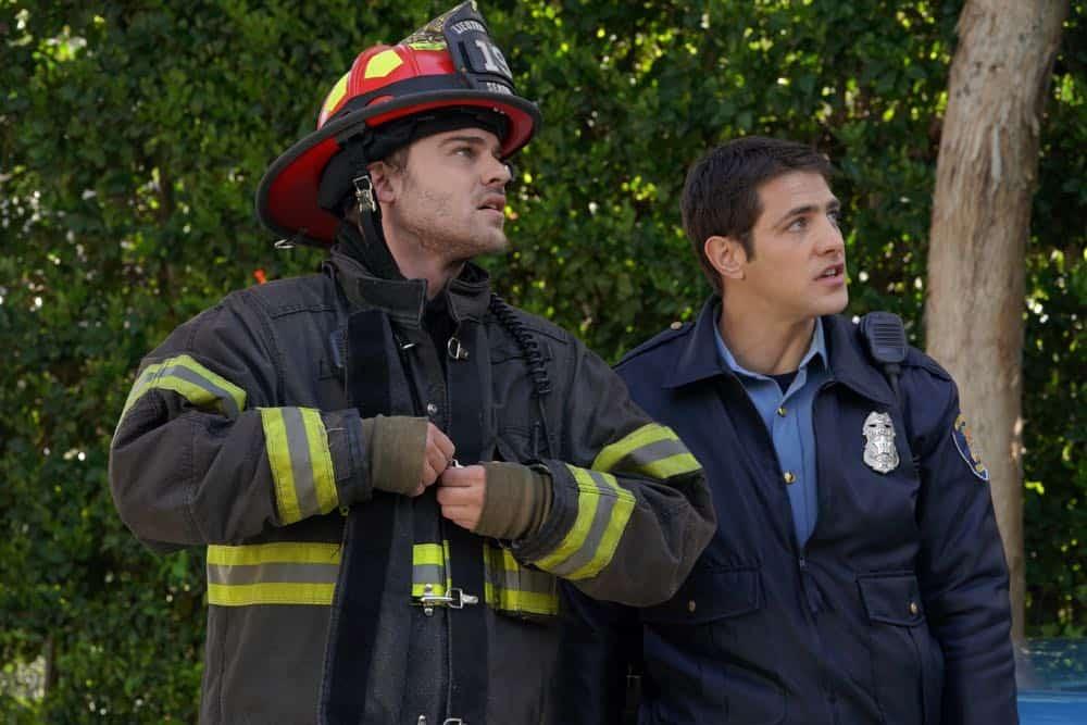 Station 19 Episode 9 Season 1 Hot Box 14