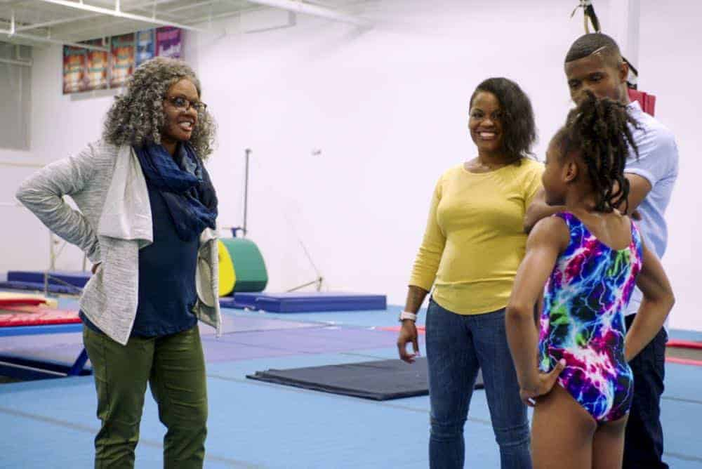 Undercover Boss Gabby Douglas Celebrity Edition 08