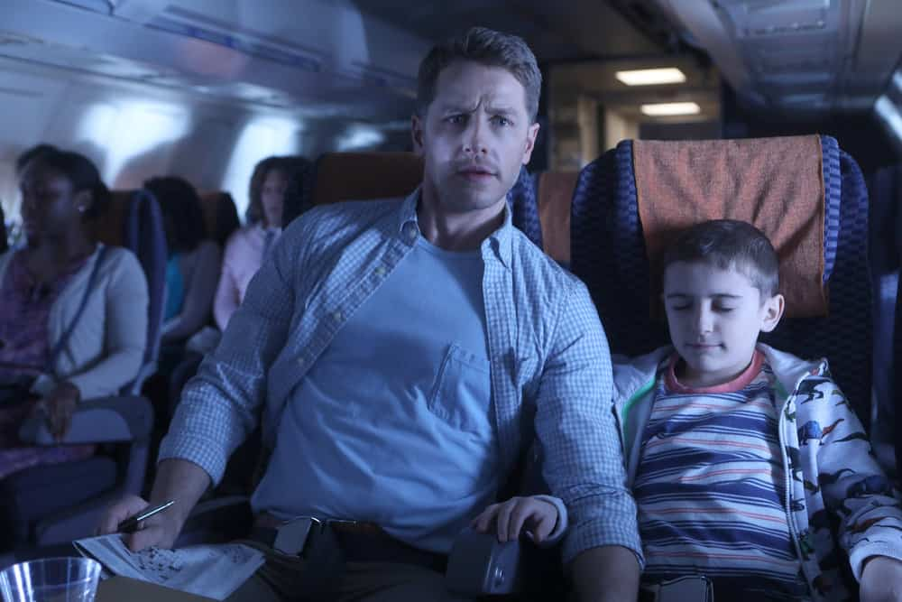 Manifest TV Series NBC Josh Dallas