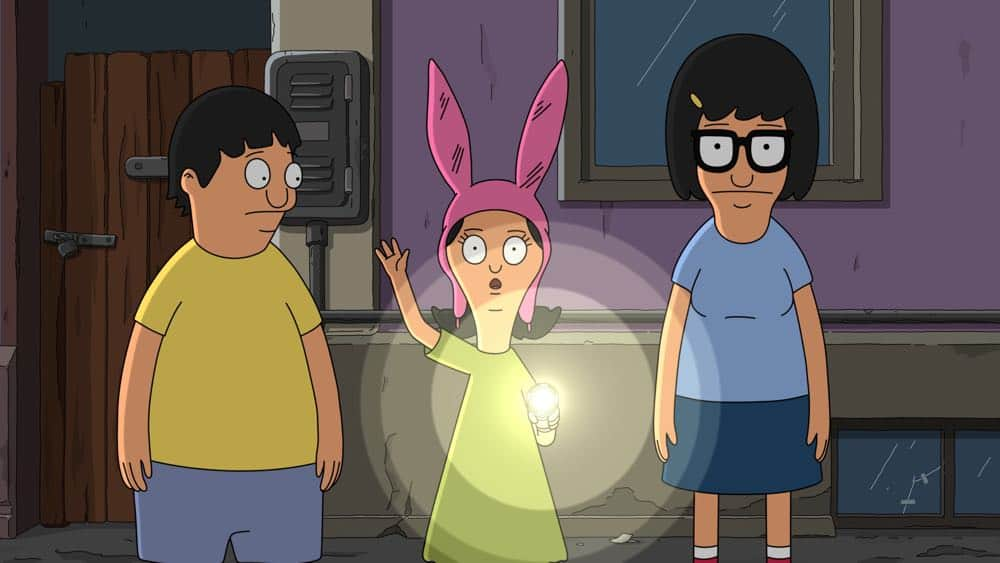 Bobs Burgers Episode 18 Season 8 As I Walk Through The Alley Of The Shadow Of Ramps 1