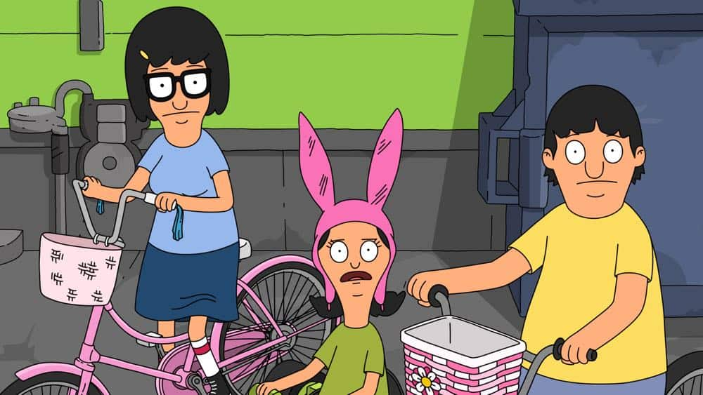 Bobs Burgers Episode 18 Season 8 As I Walk Through The Alley Of The Shadow Of Ramps 2