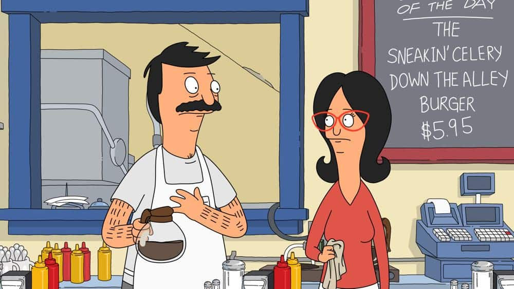 Bobs Burgers Episode 18 Season 8 As I Walk Through The Alley Of The Shadow Of Ramps 3