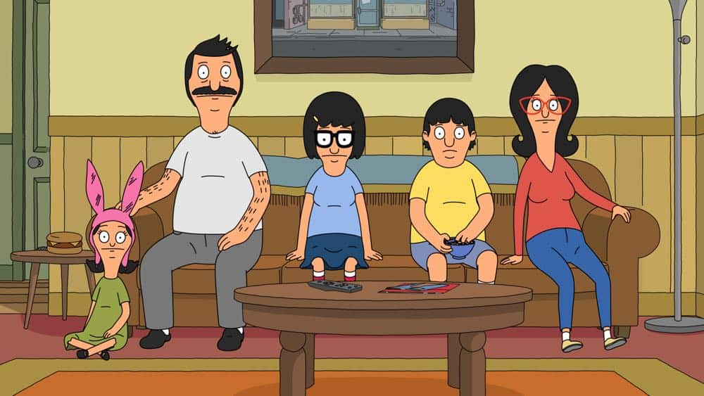 Bobs Burgers Episode 18 Season 8 As I Walk Through The Alley Of The Shadow Of Ramps 5