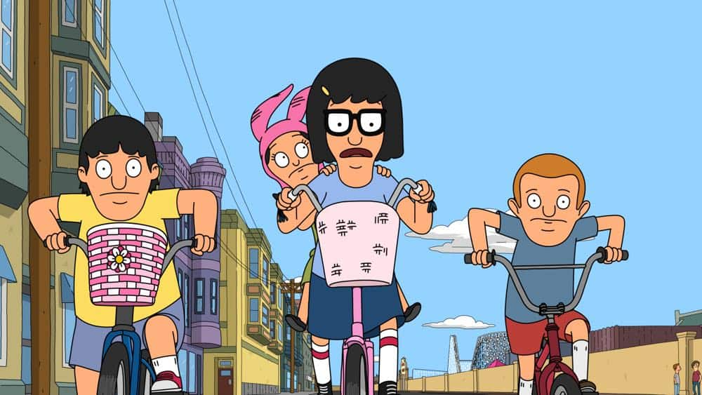 Bobs Burgers Episode 18 Season 8 As I Walk Through The Alley Of The Shadow Of Ramps 6