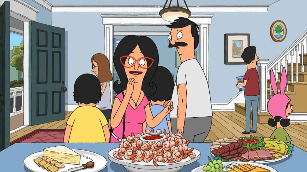 Bobs Burgers Episode 19 Season 8 Mo Mommy Mo Problems 9