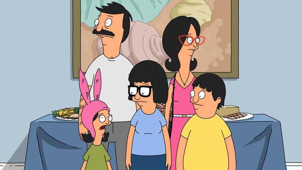 Bobs Burgers Episode 19 Season 8 Mo Mommy Mo Problems 2