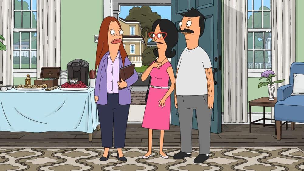Bobs Burgers Episode 19 Season 8 Mo Mommy Mo Problems 4