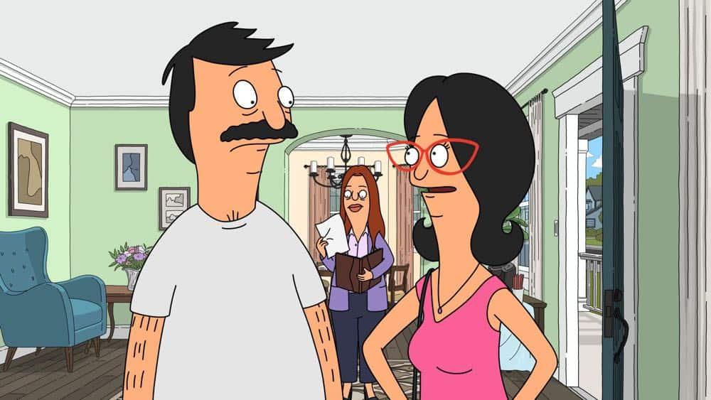 Bobs Burgers Episode 19 Season 8 Mo Mommy Mo Problems 5