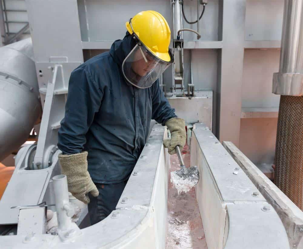 Aluminum Manufacturing Recycle aluminum 05102018