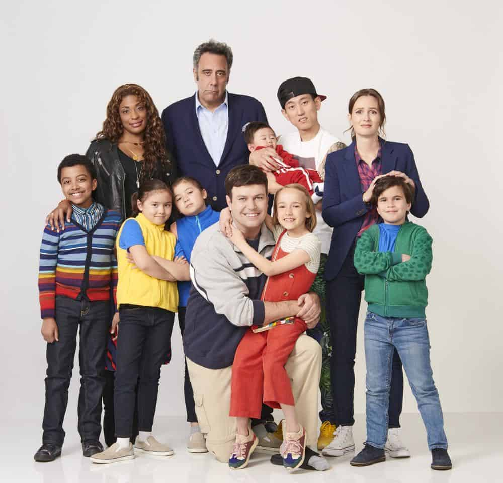 Single Parents Cast ABC