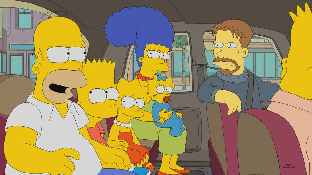 The Simpsons Episode 20 Season 29 Throw Grampa From The Dane 4