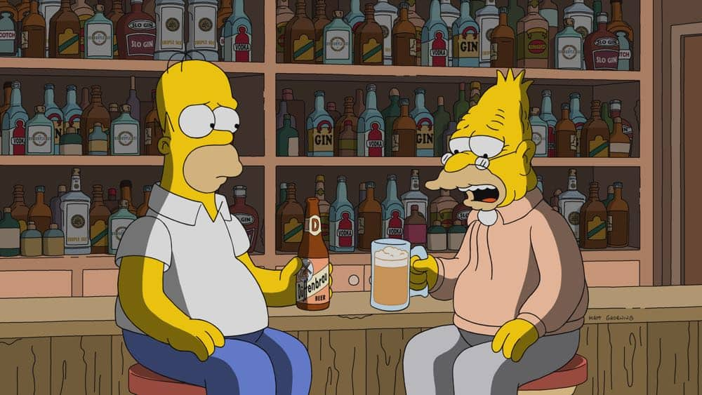 The Simpsons Episode 20 Season 29 Throw Grampa From The Dane 5