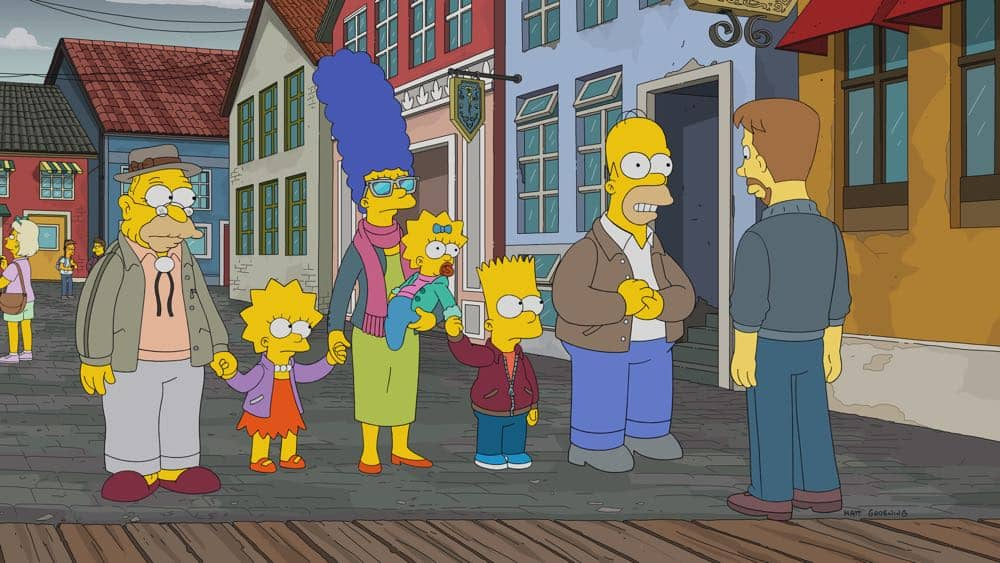 The Simpsons Episode 20 Season 29 Throw Grampa From The Dane 3