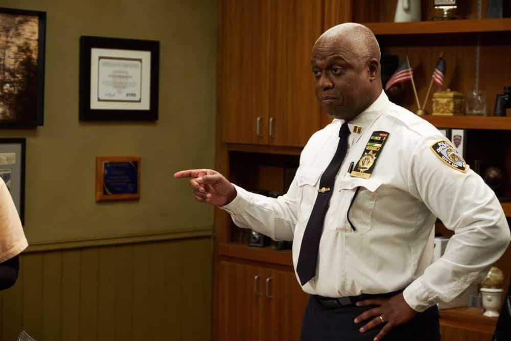 Brooklyn Nine Nine Episode 21 Season 5 White Whale 10