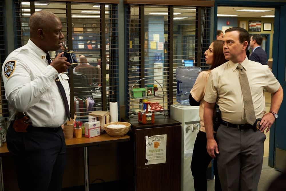 Brooklyn Nine Nine Episode 21 Season 5 White Whale 11