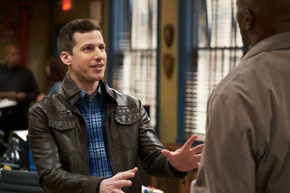 BROOKLYN NINE-NINE Season 5 Episode 21 Photos White Whale