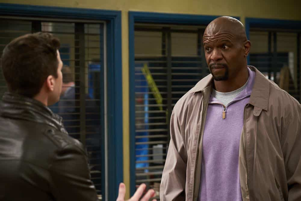 Brooklyn Nine Nine Episode 21 Season 5 White Whale 04