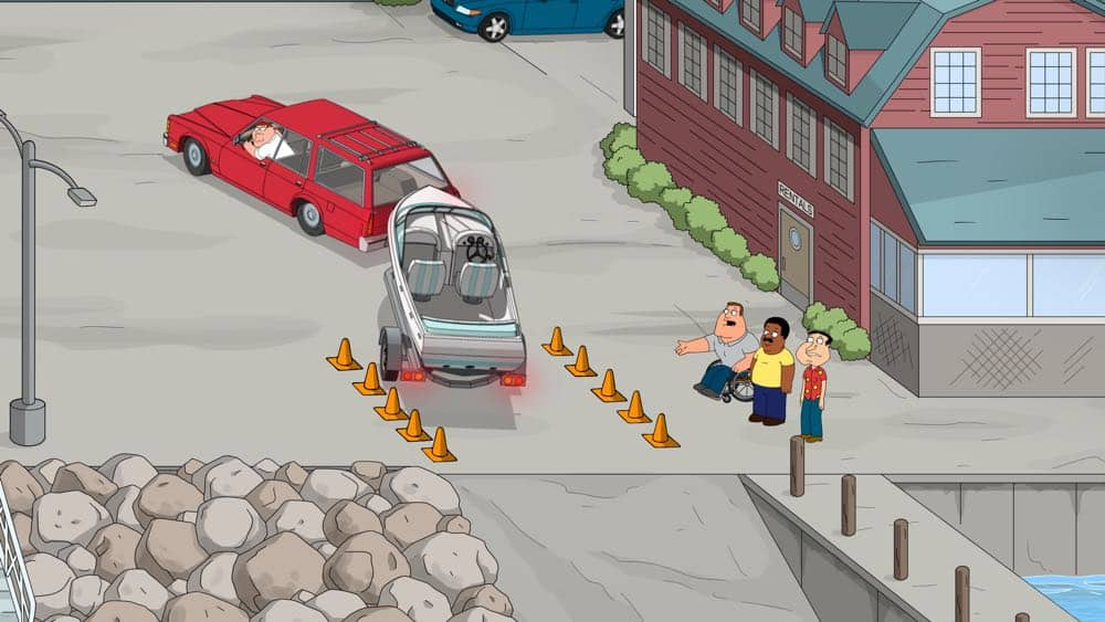 Family Guy Episode 19 Season 16 The Unkindest Cut 1