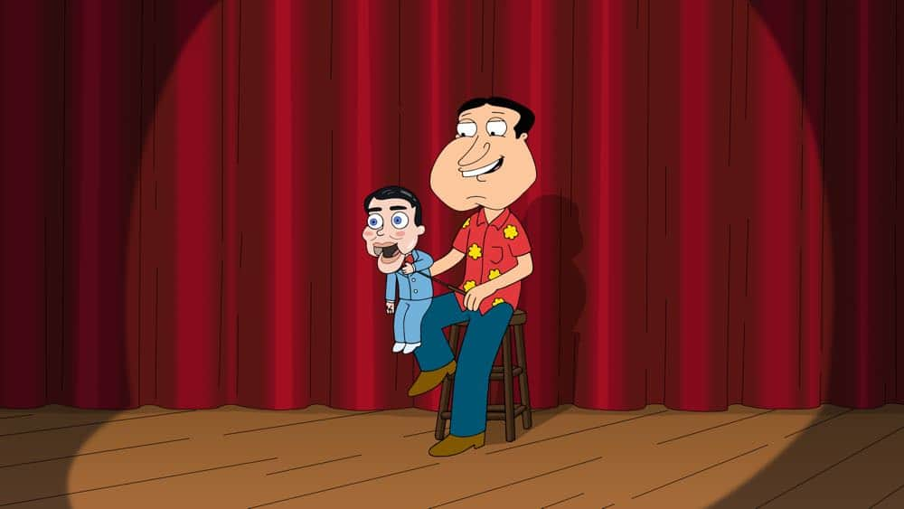 Family Guy Episode 19 Season 16 The Unkindest Cut 3