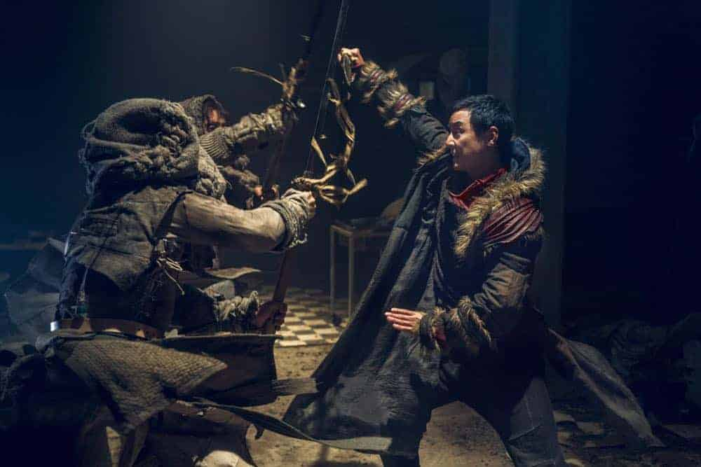INTO THE BADLANDS Season 3 Episode 4 Photos Blind Cannibal Assassins