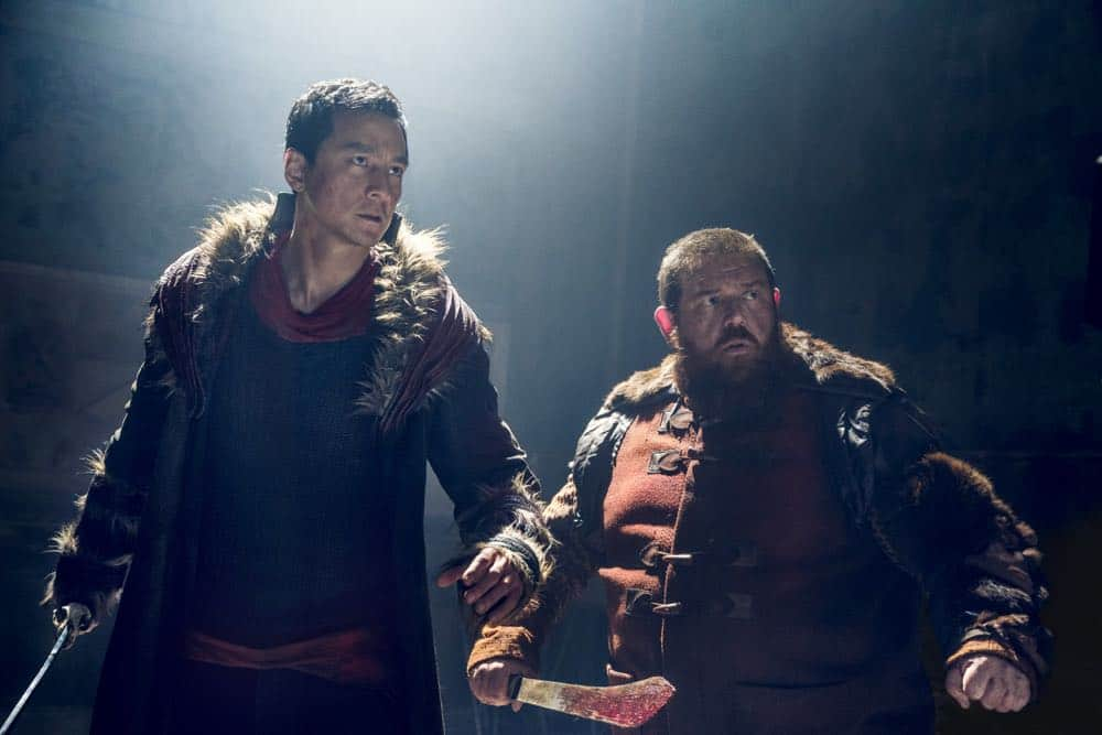 Into The Badlands Episode 4 Season 3 Blind Cannibal Assassins 09