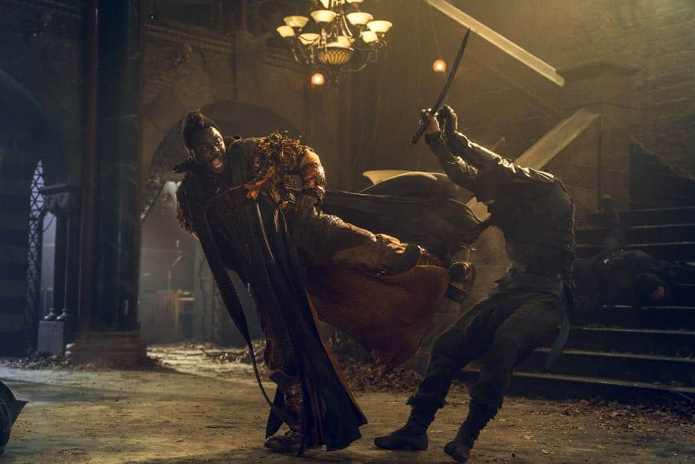 Into The Badlands Episode 4 Season 3 Blind Cannibal Assassins 04