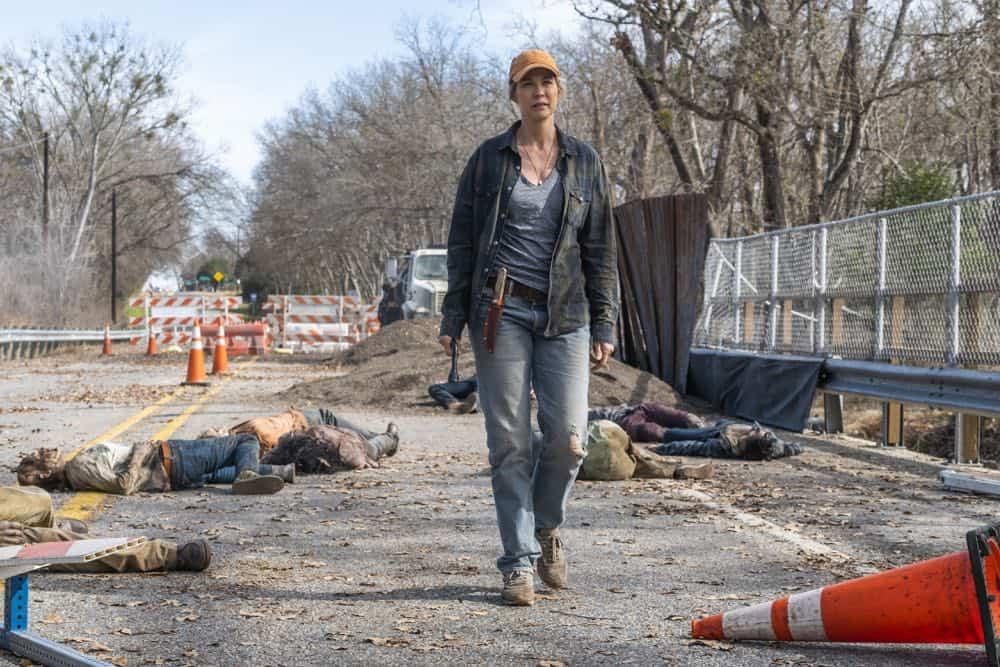 Fear The Walking Dead Episode 5 Season 4 Laura 06