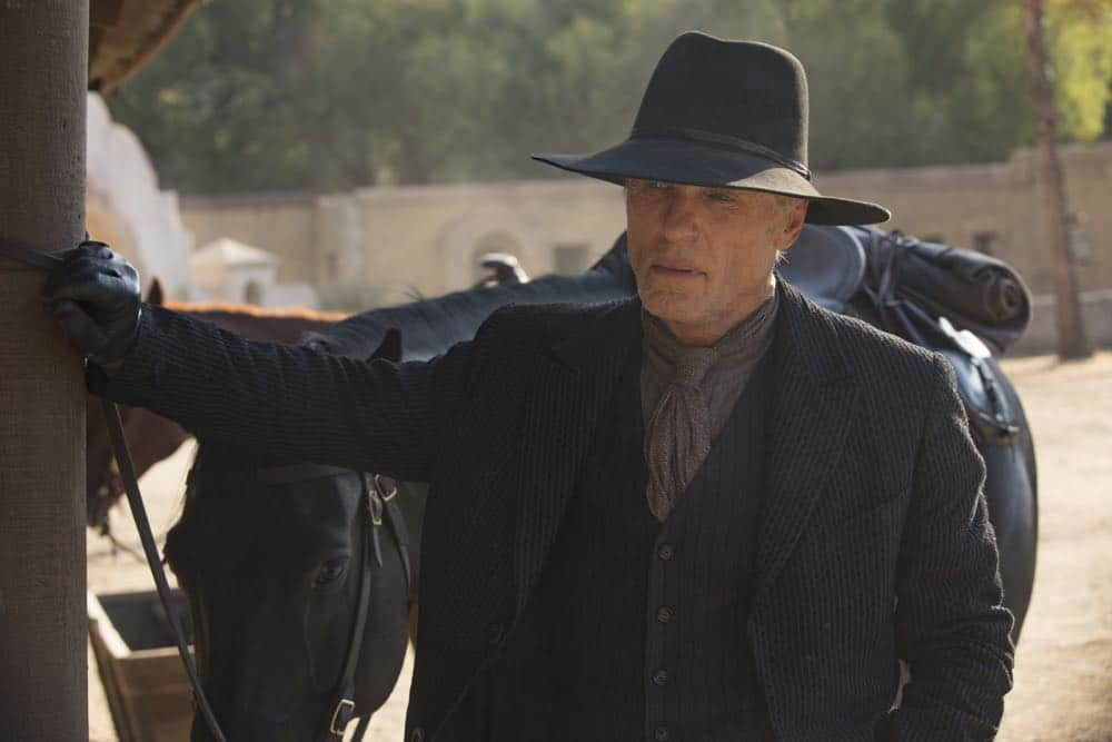 Episode 14 (season 2, episode 4), debut 5/13/18: Ed Harris. photo: John P. Johnson/HBO