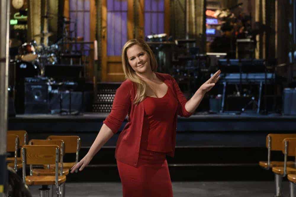 Amy Schumer Saturday Night Live SNL 2018 01