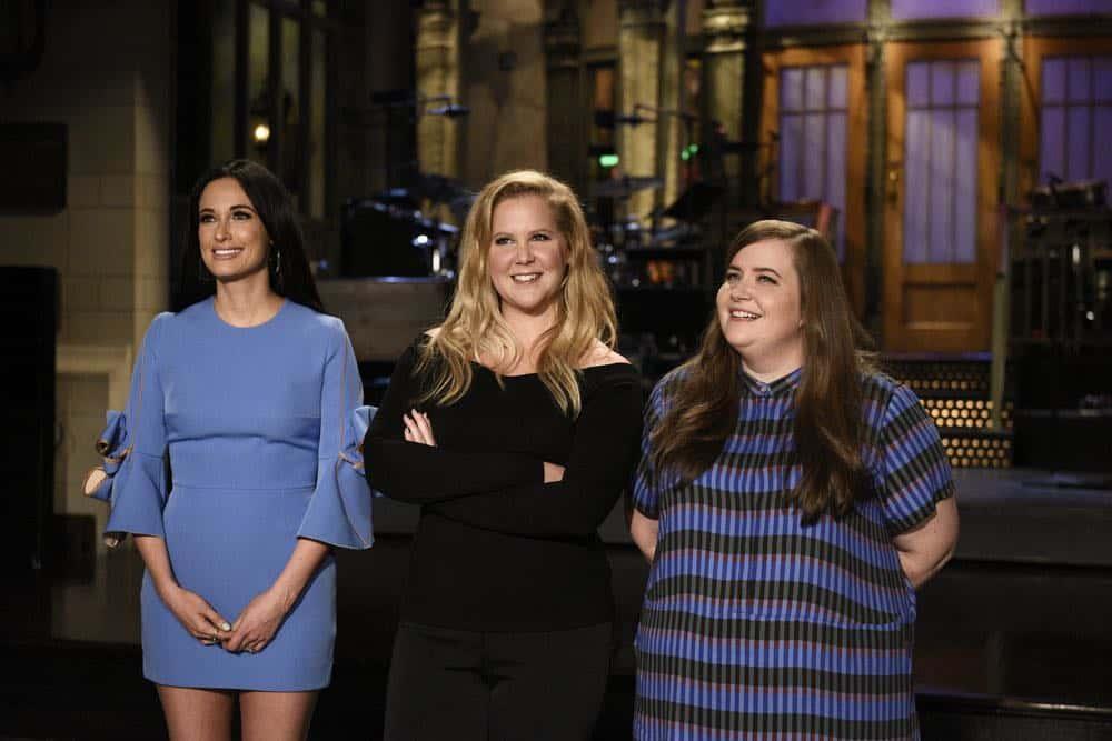 Amy Schumer Saturday Night Live SNL 2018 02