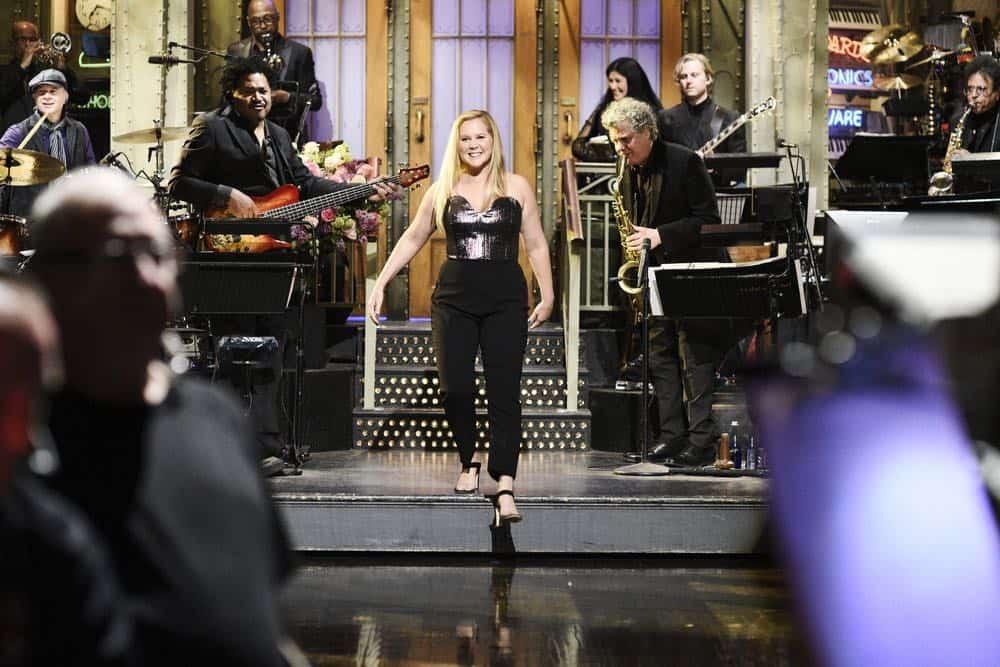Amy Schumer Saturday Night Live SNL 2018 05