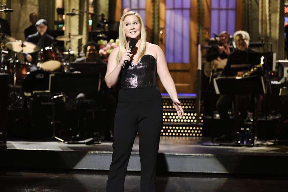 Amy Schumer Saturday Night Live SNL 2018 06