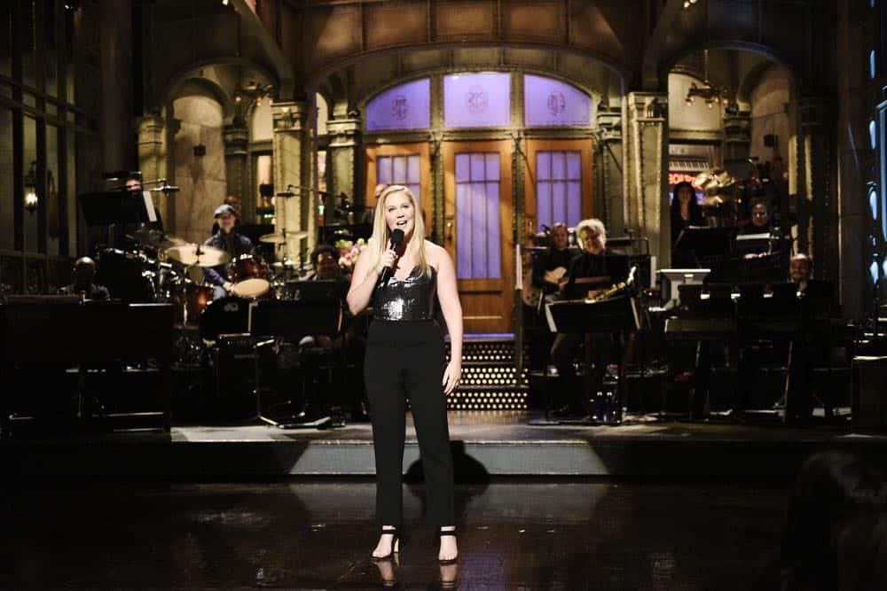 Amy Schumer Saturday Night Live SNL 2018 07