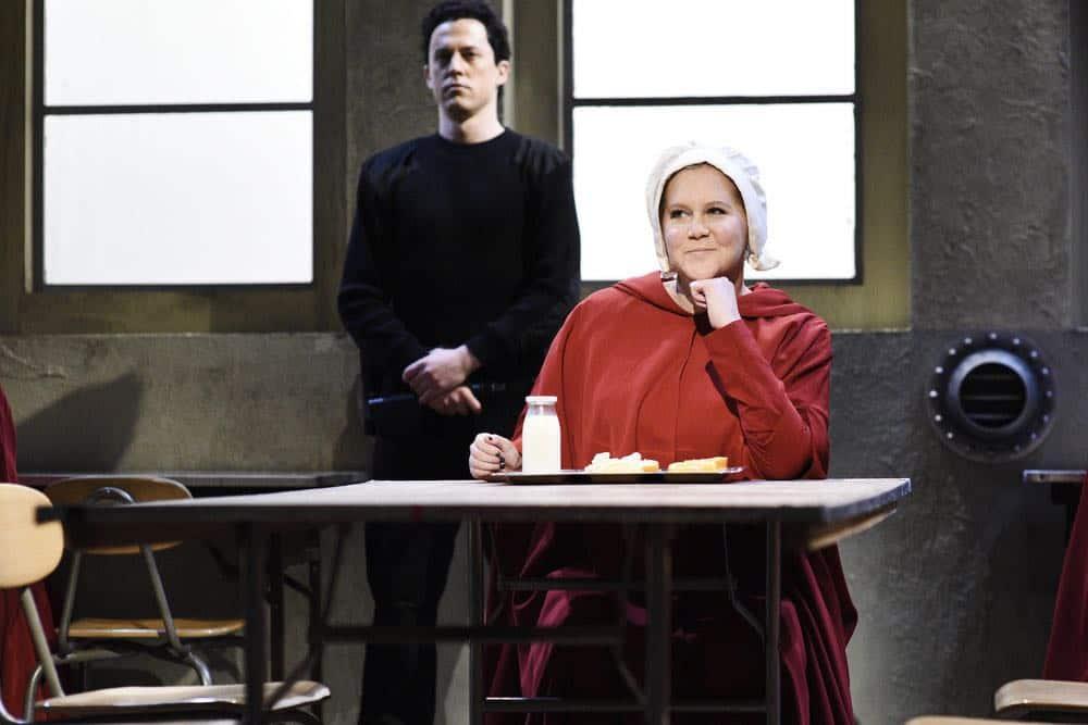 Amy Schumer Saturday Night Live SNL 2018 09