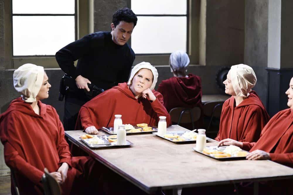 Amy Schumer Saturday Night Live SNL 2018 10