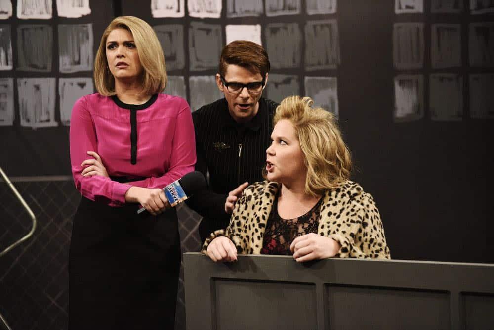 Amy Schumer Saturday Night Live SNL 2018 15