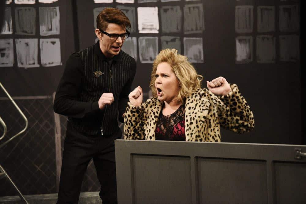 Amy Schumer Saturday Night Live SNL 2018 16