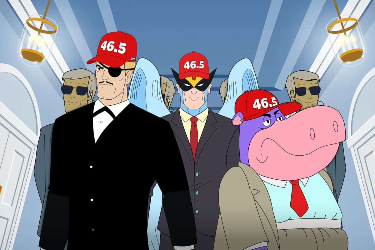 Harvey Birdman Adult Swim