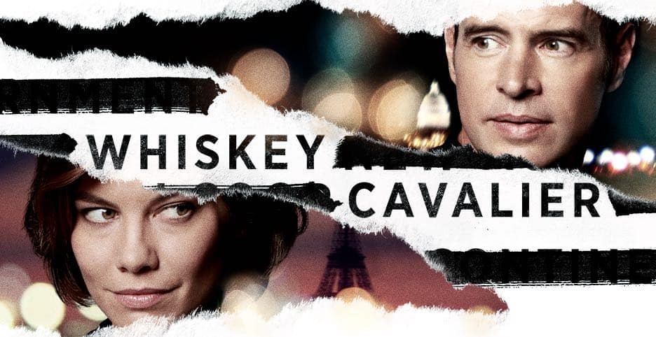 Lauren Cohan Scott Foley Whiskey Cavalier ABC1