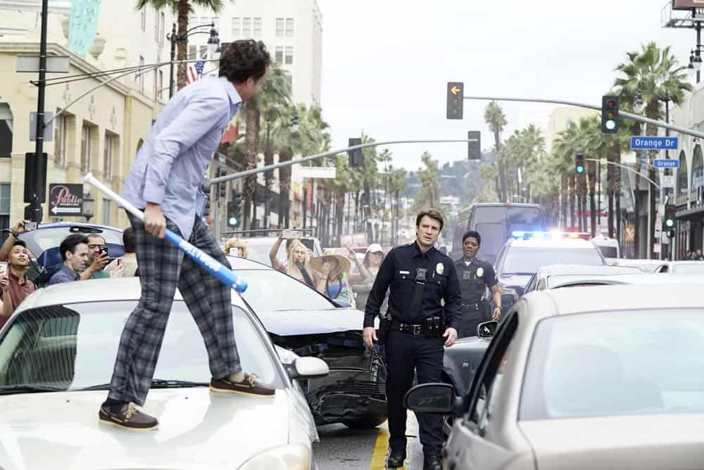 Nathan Fillion The Rookie ABC 1