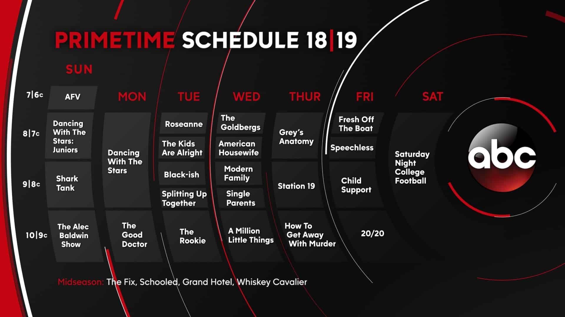 ABC-Fall-2018-TV-Schedule