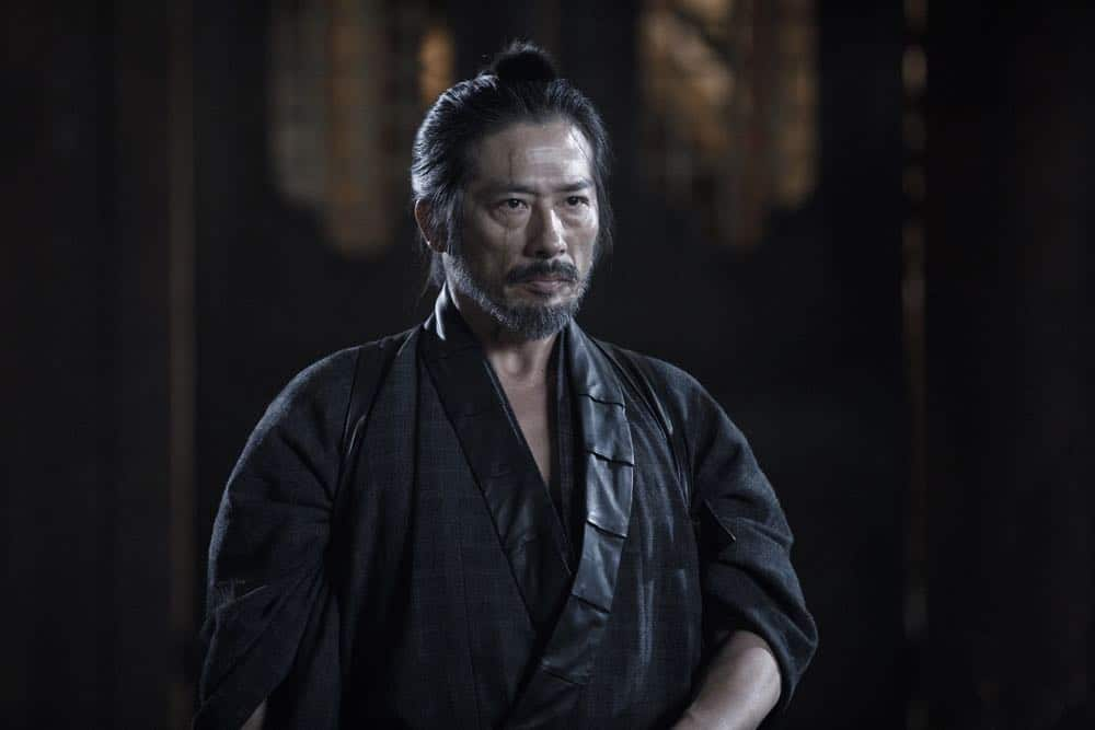 Episode 15 (season 2, episode 5), debut 5/20/18: Hiroyuki Sanada. photo: John P. Johnson/HBO
